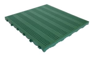 PIASTRELLA ONEK 60x60 forata verde